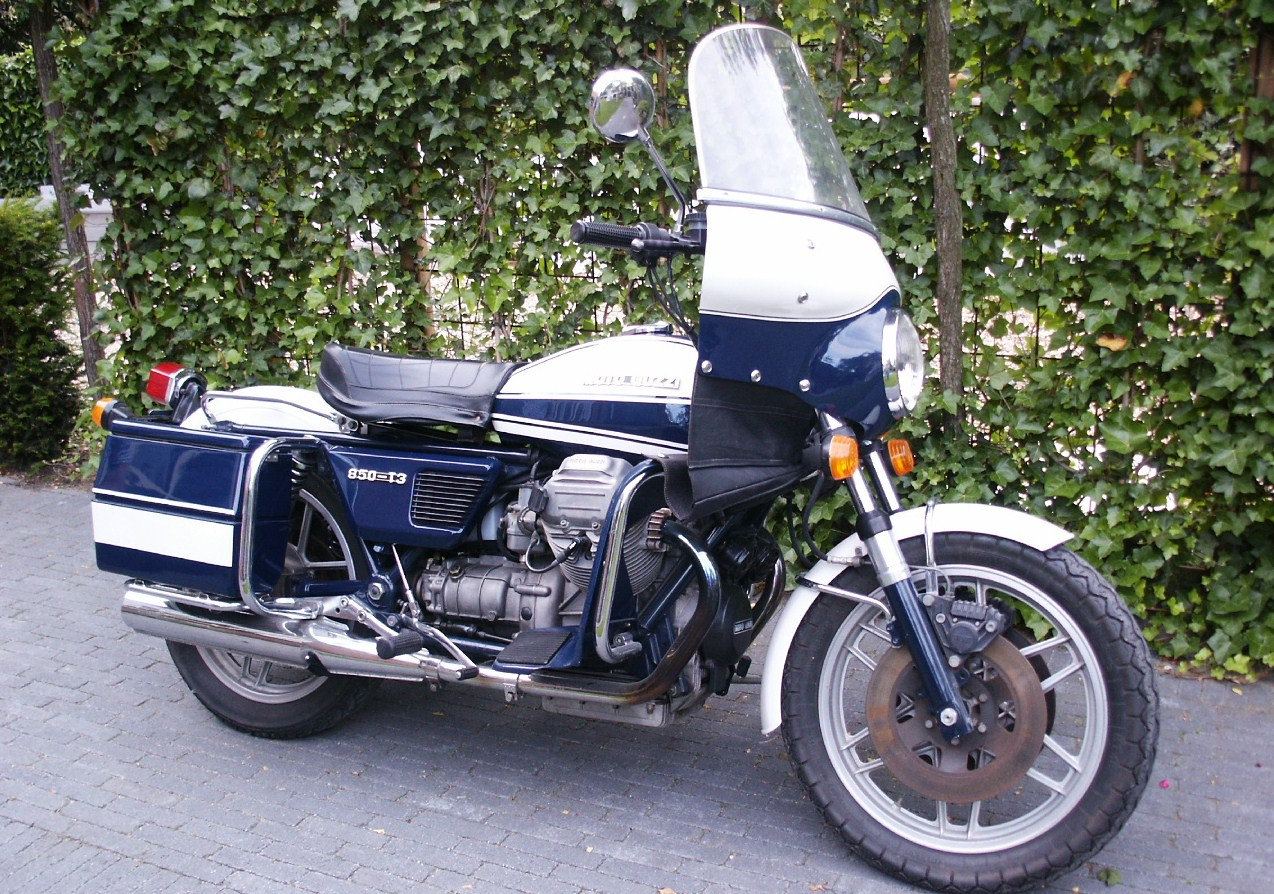 The Guzzi